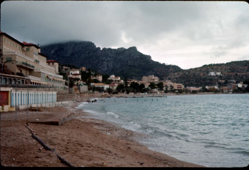 Port of Soller Mallorca Ate lunch there