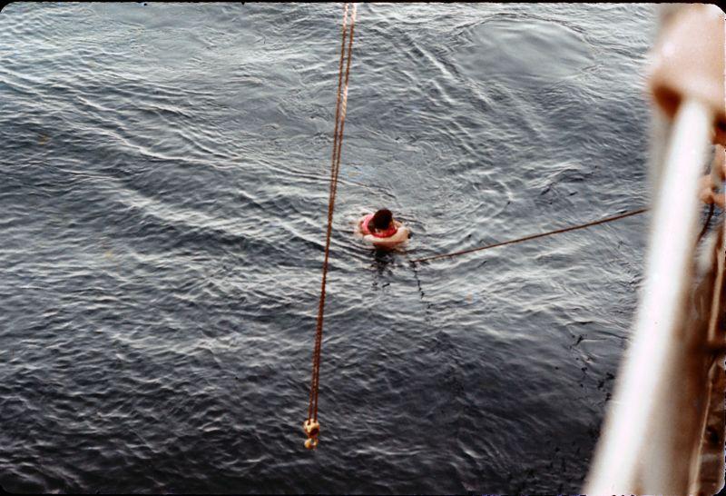 Slide 5 recovering practice torpedo shot