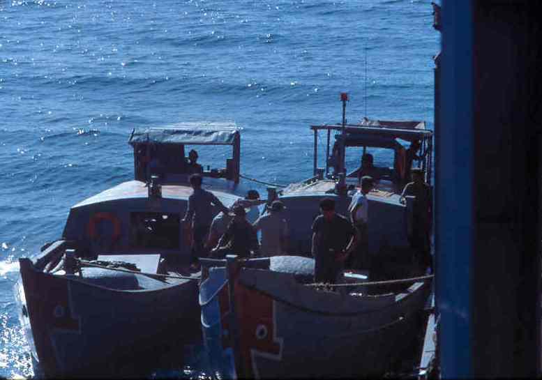 Small Boat Boarding