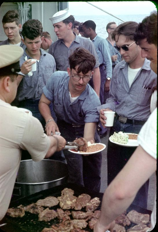 Sunday steak fry 1969 mediterranean- Thomas