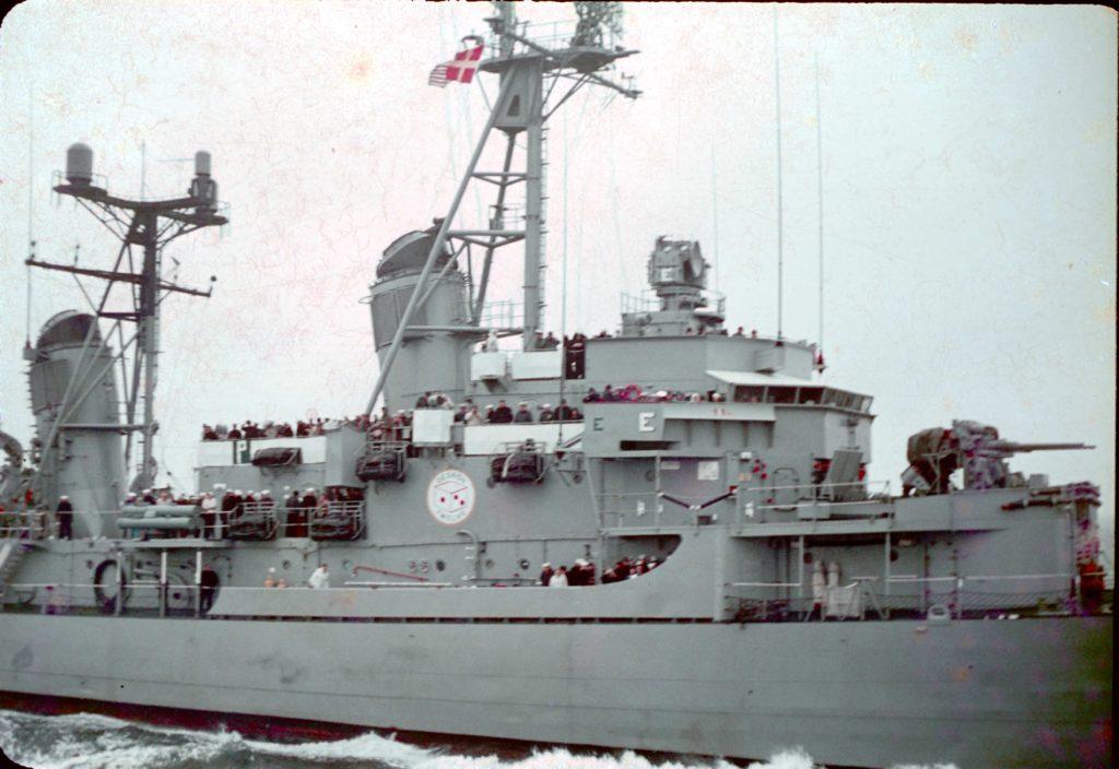 USS Davis Feb 1967 dependents cruise01