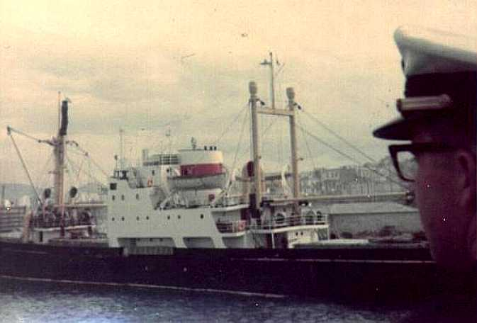 Un_known_Officer_Russian_Ship