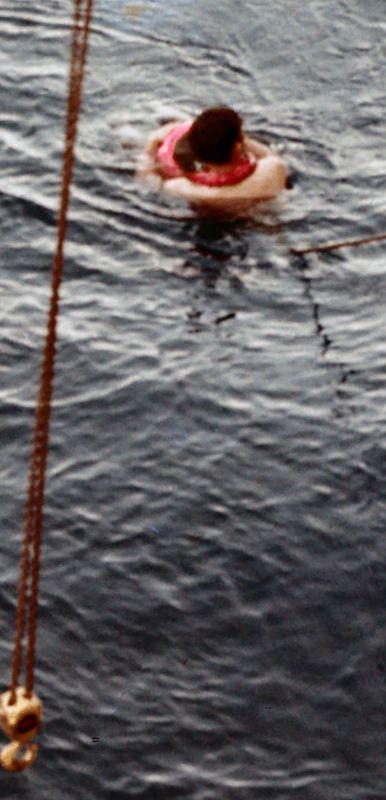slide 5a recovering practice torpedo shot