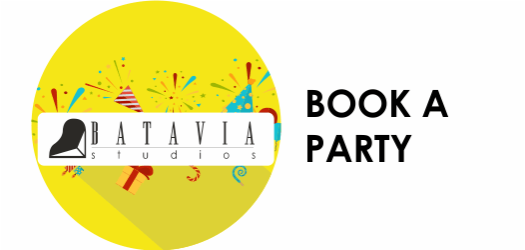 Batavia Music Studios Mars PA Birthday Party Event