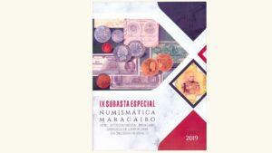 4ta Subasta Especial – Numismática Maracaibo 2019