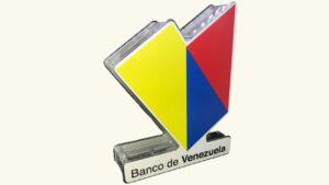 VENEZUELA Alcancia de Banco de Venezuela (BDV), UNC