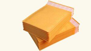 Sobres Acolchados Pequeños Para Envíos – 3 unidades