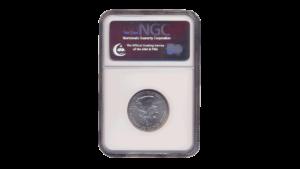 """E.E.U.U 1/4 Dolar """"North Dakota"""", 2006 P, MS67"""