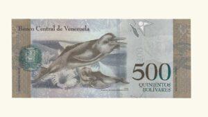 Venezuela 500 Bolívares Fuertes, Agosto-18-2016, Serie A8 Prueba de Impresión UNC