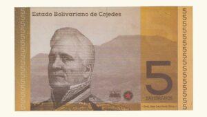 Venezuela Set De Billetes Comunales Zamoranos UNC