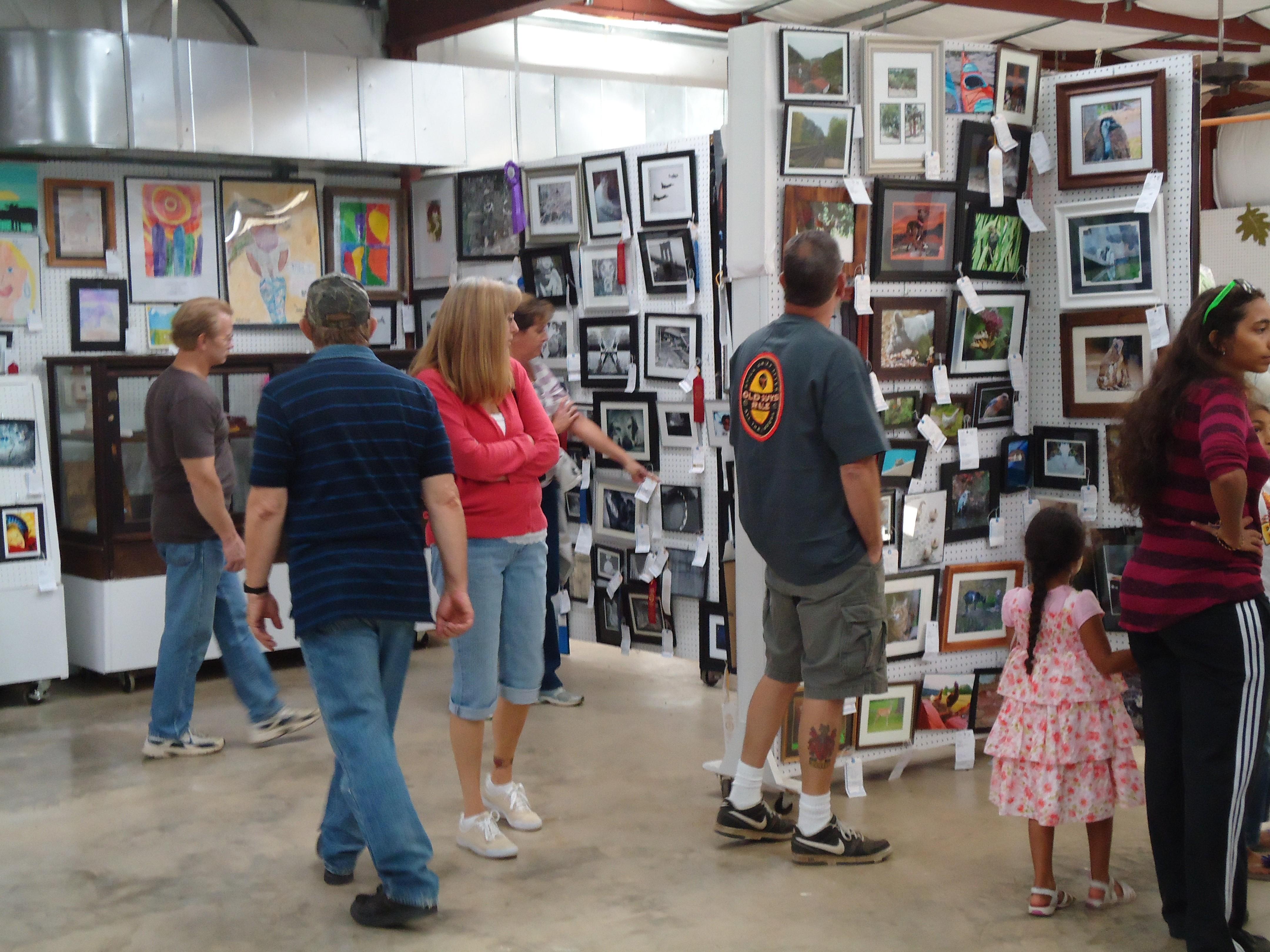 CCAA at the County Fair2