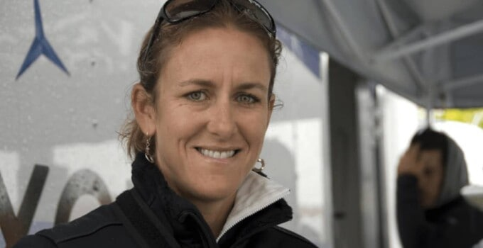 Kristin Armstrong - Never Too Old