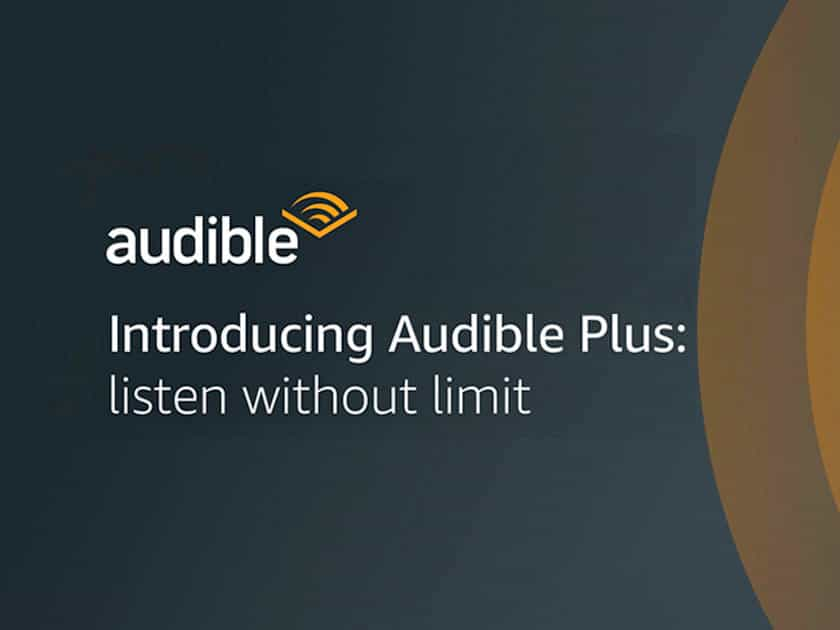 Audible Plus All-You-Can-Listen