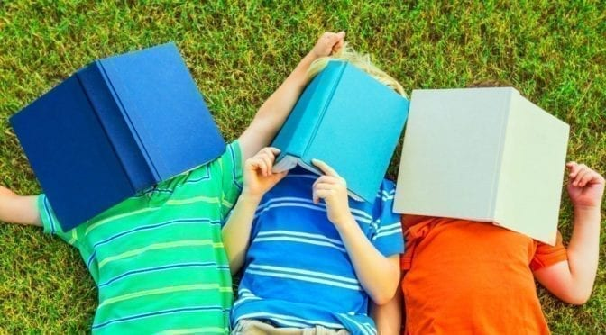 Summer Reading 2021 at the Boca Raton Public Library