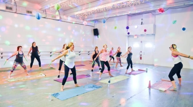 POUND Out Your Stress & Worries at Organic Movements Boca Raton
