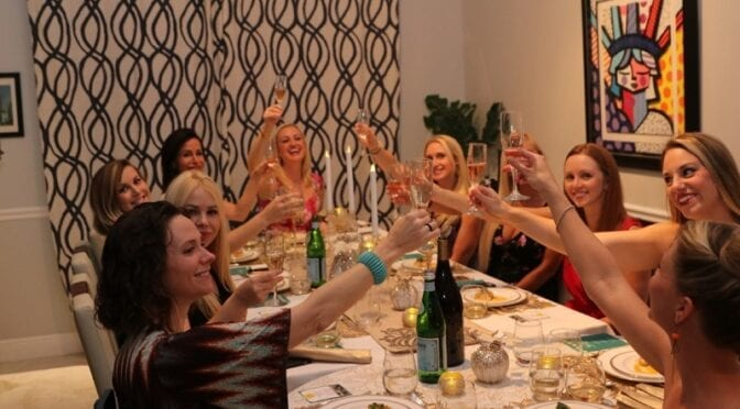 A Match Made in Boca: Koki Personal Chef Service + Party Host Helpers