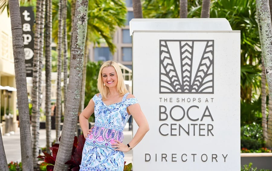 Boca Center Retailers & Restaurants | Photo by Sweet Memories Photography