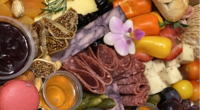 MOMpreneur Monday: Femme Fromage Grazing Boxes