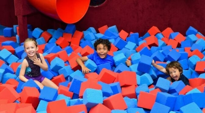 Party Discounts & Private Play Dates at Twisters