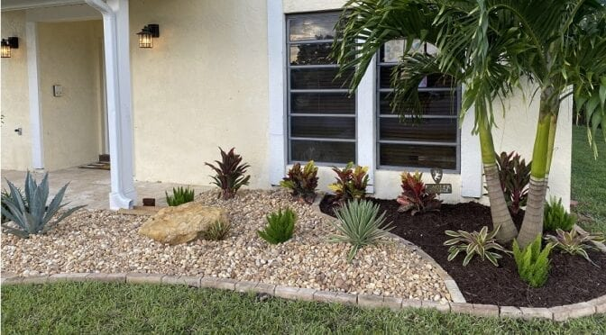Affordable Landscaping in Boca Raton is a Reality with Yards Plus