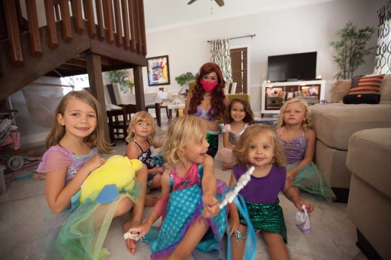 party character rental in Boca