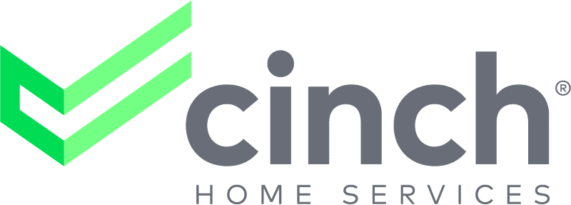 Boca Raton Home Services Company Cinch Logo