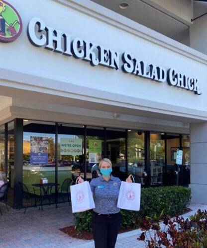 Chicken Salad Chick Coral Springs