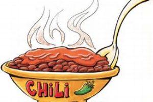 CHILI COOK OFF 2017