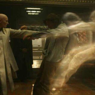 The Astral Dimension in Marvel's Dr. Strange