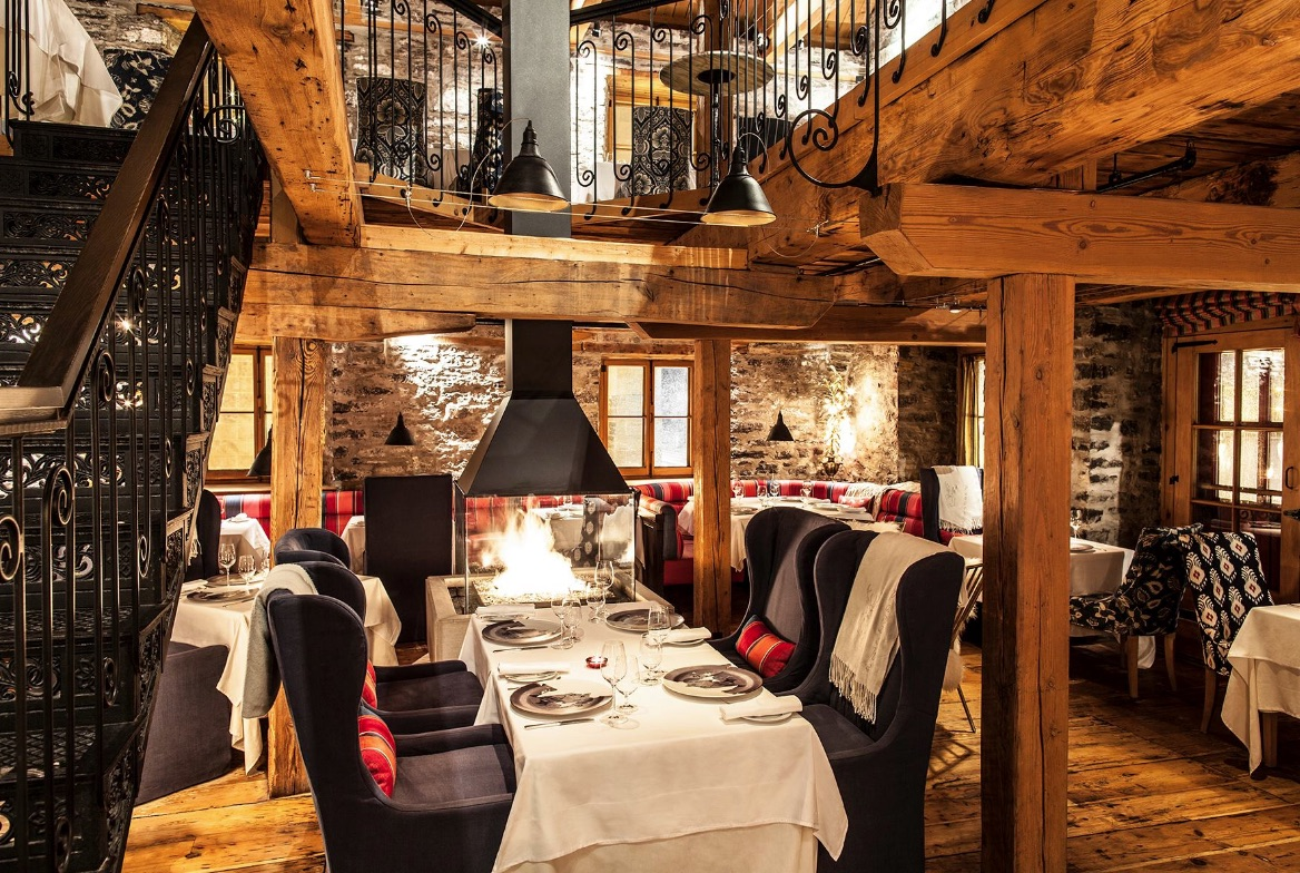 Old Quebec City Restaurant Panache