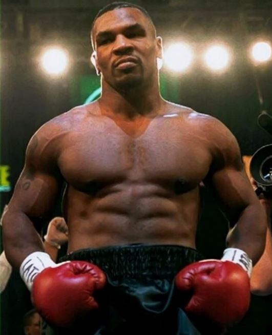 mike tyson workout