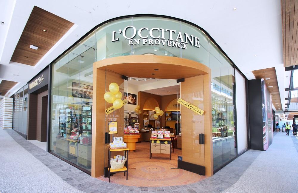 L'Occitane En Provence shop