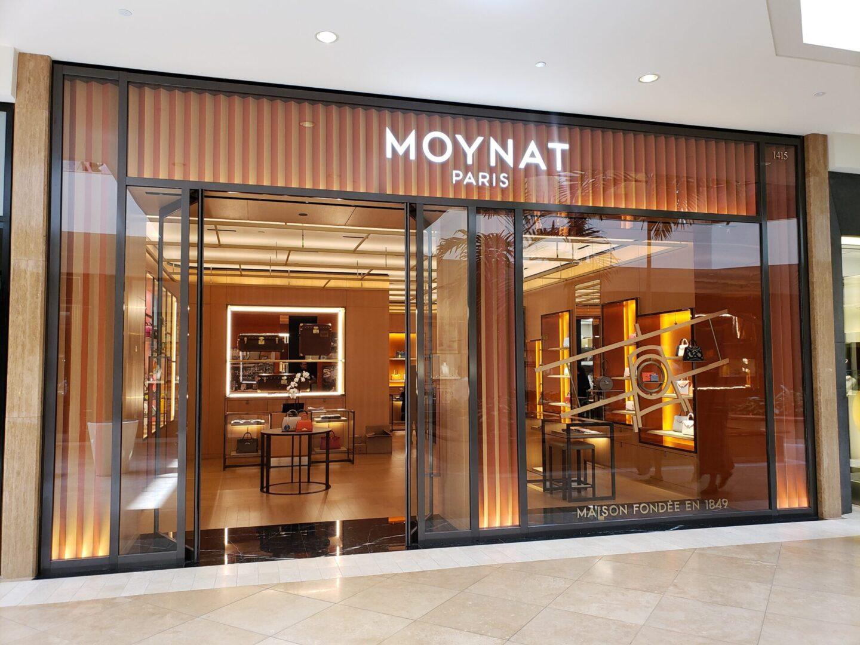 MOYNAT Paris storefront