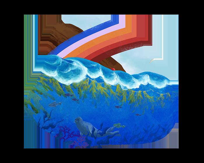 Sway-Seaweed-Ocean