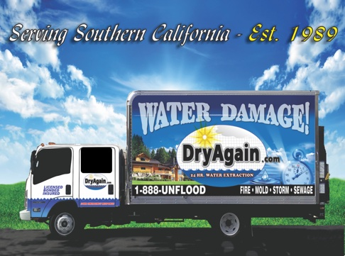Blog Posts for DryAgain Water, Mold and Fire Damage Restoration Services