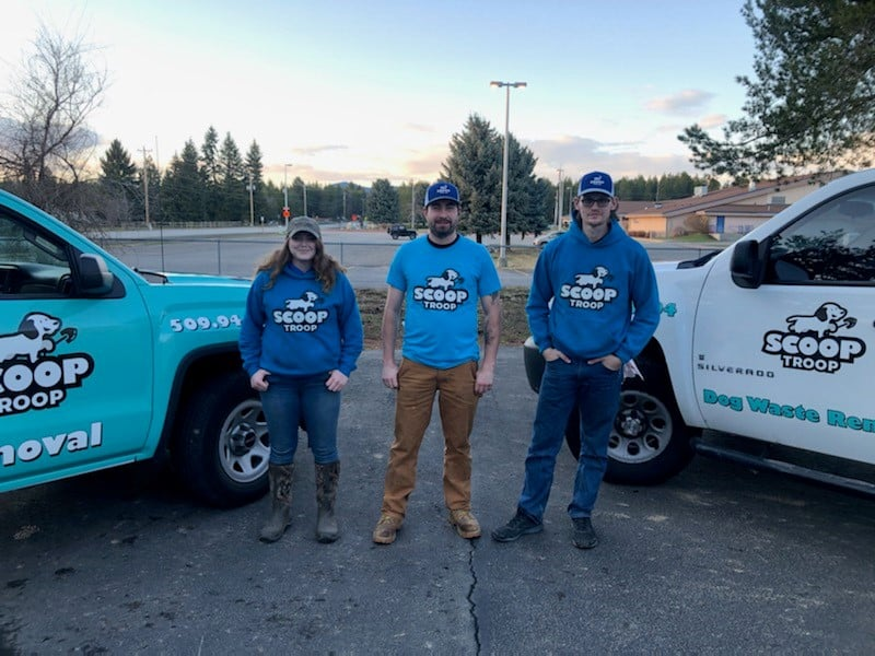 The Scoop Troop Team from Spokane