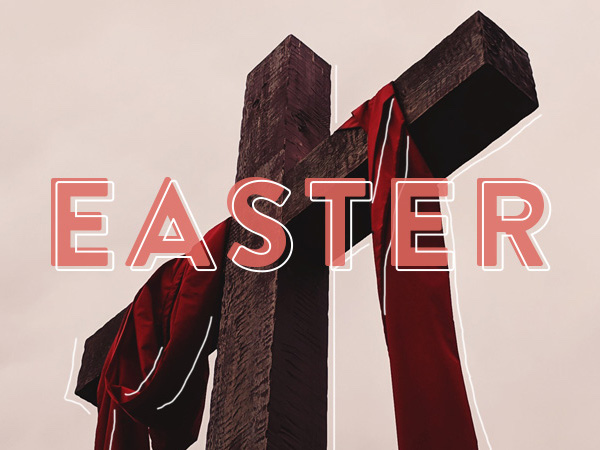 Easter Homepage Button