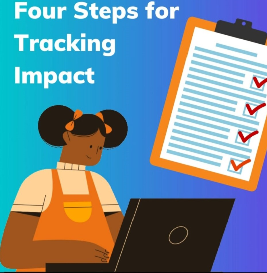 four steps to tracking impact