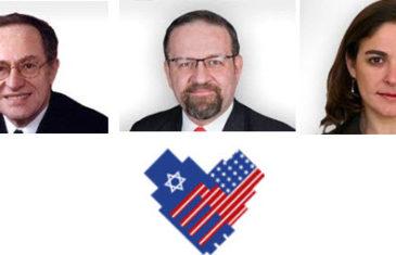 Jerusalem Post 17: Dershowitz, Gorka, and Glick