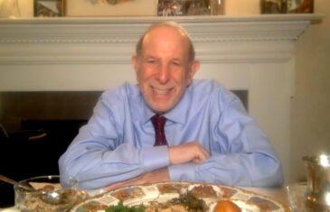 JBS Family Seder: Mark S Golub