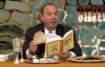 Passover Seder: Rabbi Marc Schneier