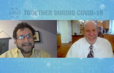 Together During Covid19 – Dr. Benjamin Kruskal
