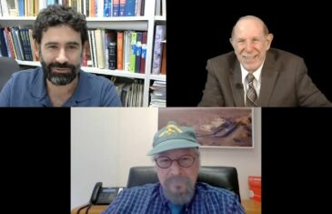 """David Chudnow describes how his father Avrum (z""""l) conceived and created a national park in the Sinai Dessert and Prof. Erez Ben-Yosef (Tel Aviv U.) discuss the remarkable finds at the park's copper mines dating back to the Iron Age."""