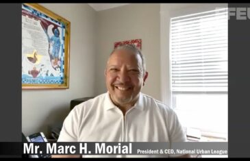 Black Leader Marc Morial