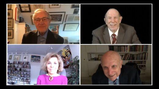 Dershowitz, Abrams, Strossen on Free Speech