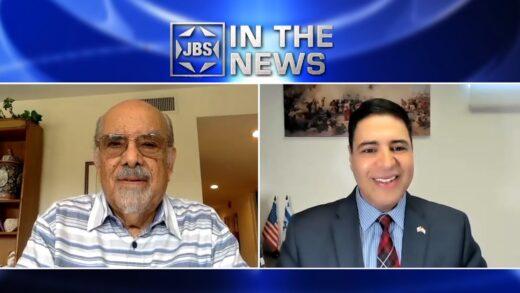 In The News: Israel and Yalde Teman