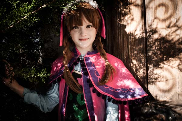 Frozen Anna Costume