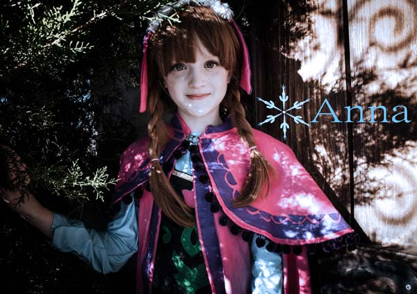 Frozen Princess Anna