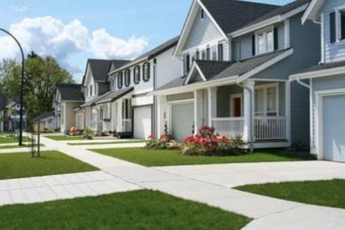 Suburban neighborhood photoby Bigstock.