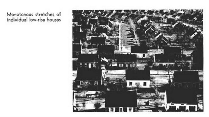Source: Gutnov, Alexi, Baburov, A., Djumenton, G., Kharitonova, S., Lezava, I., Sadovskij, S. The Ideal Communist City. George Braziller: New York. 1971.